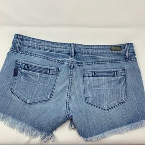 PAIGE Shorts - Paige Women's Denim Jean Shorts Size 30